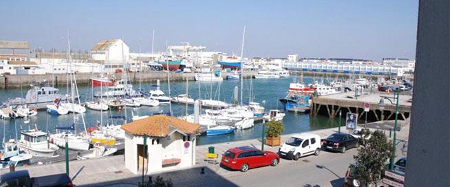 Les services de l 39 hotel restaurant du port un h tel de - Office de tourisme les sables d olonne ...