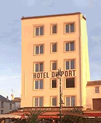 les services de l 39 hotel restaurant du port un h tel de charme aux sables d 39 olonne. Black Bedroom Furniture Sets. Home Design Ideas